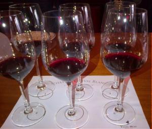 Cheval Blanc Glasses
